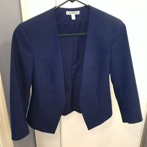 Blue Express Business Blazer
